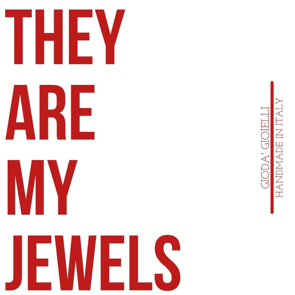 The Are My Jewels - Gift Giodà Gioielli